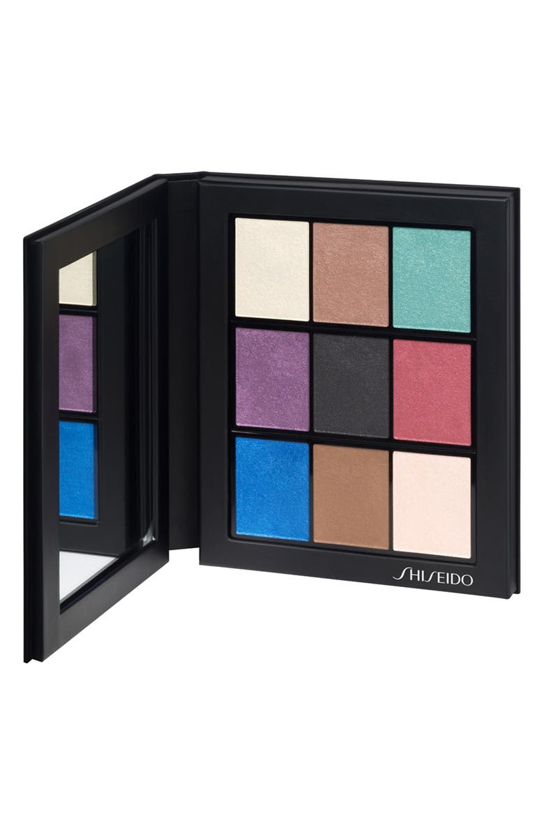 SHISEIDO 'Eye Color Bar' Eyeshadow Palette, Main, color, 000
