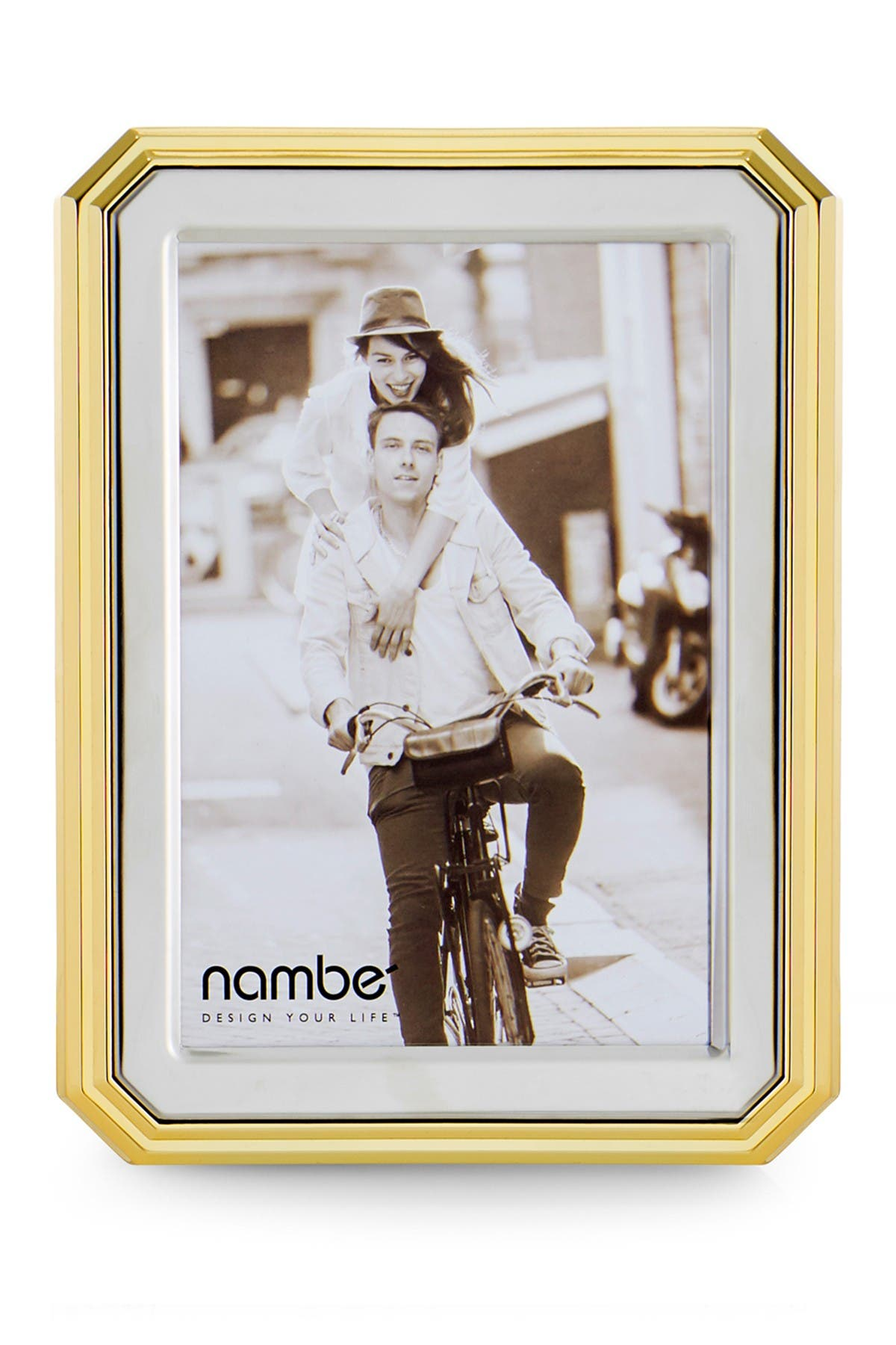 Image of Nambe Gleason Photo Frame, 4x6