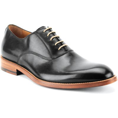 Gordon Rush Oliver Plain Toe Oxford, Black