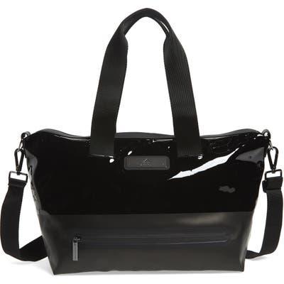 Adidas By Stella Mccartney Badge Of Sports Small Studio Bag - Black