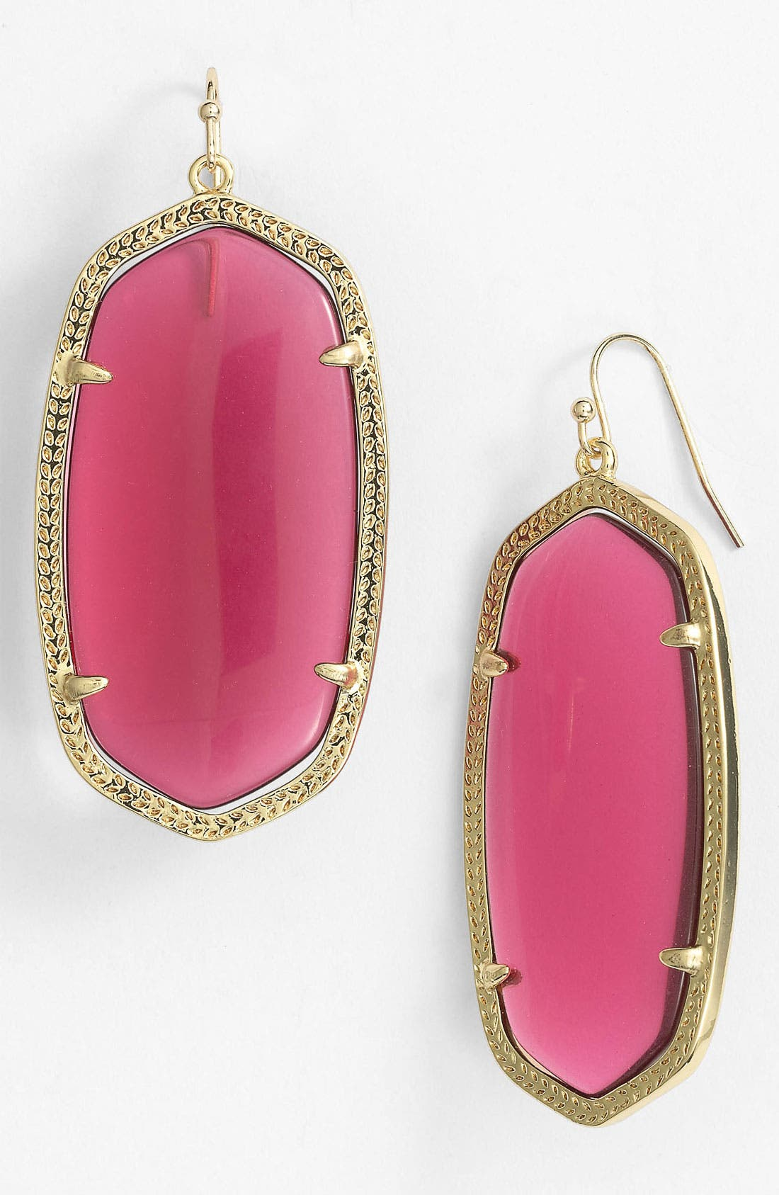 ,                             'Danielle' Oval Statement Earrings,                             Main thumbnail 60, color,                             671