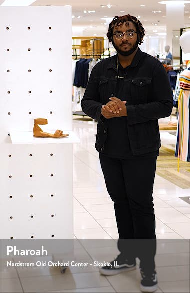 Woven Wedge Sandal, sales video thumbnail