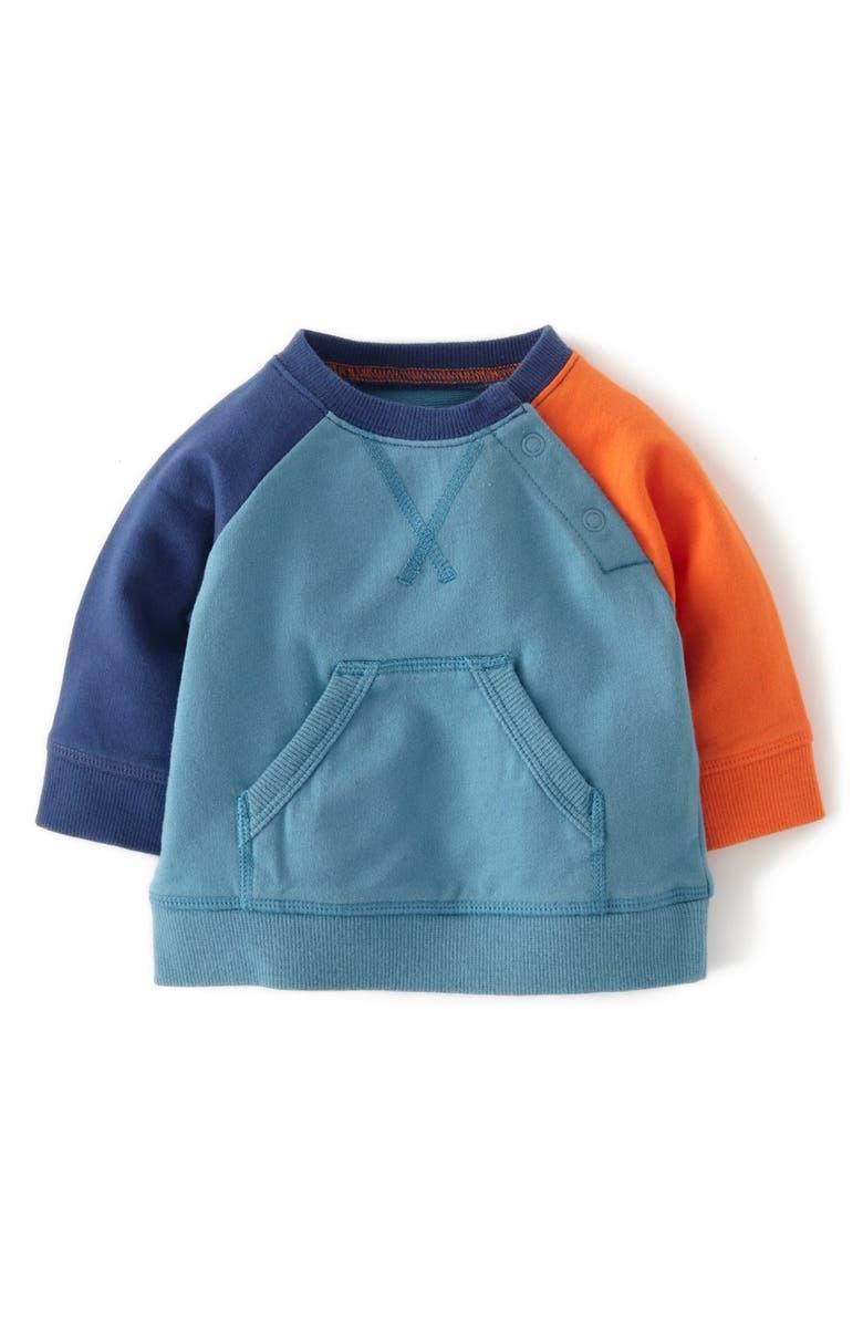 MINI BODEN 'Hotchpotch' Sweatshirt, Main, color, 404