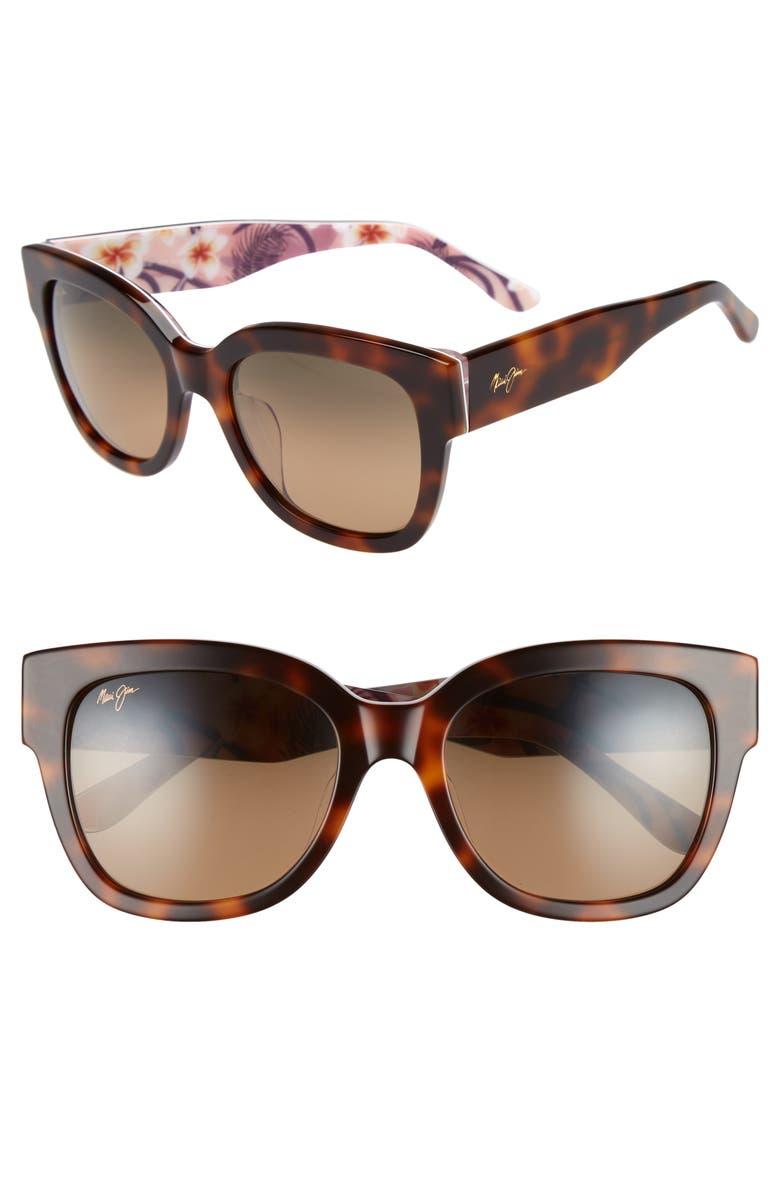 92d0e05ecee Maui Jim 54mm Rhythm Polarized Sunglasses   Nordstrom