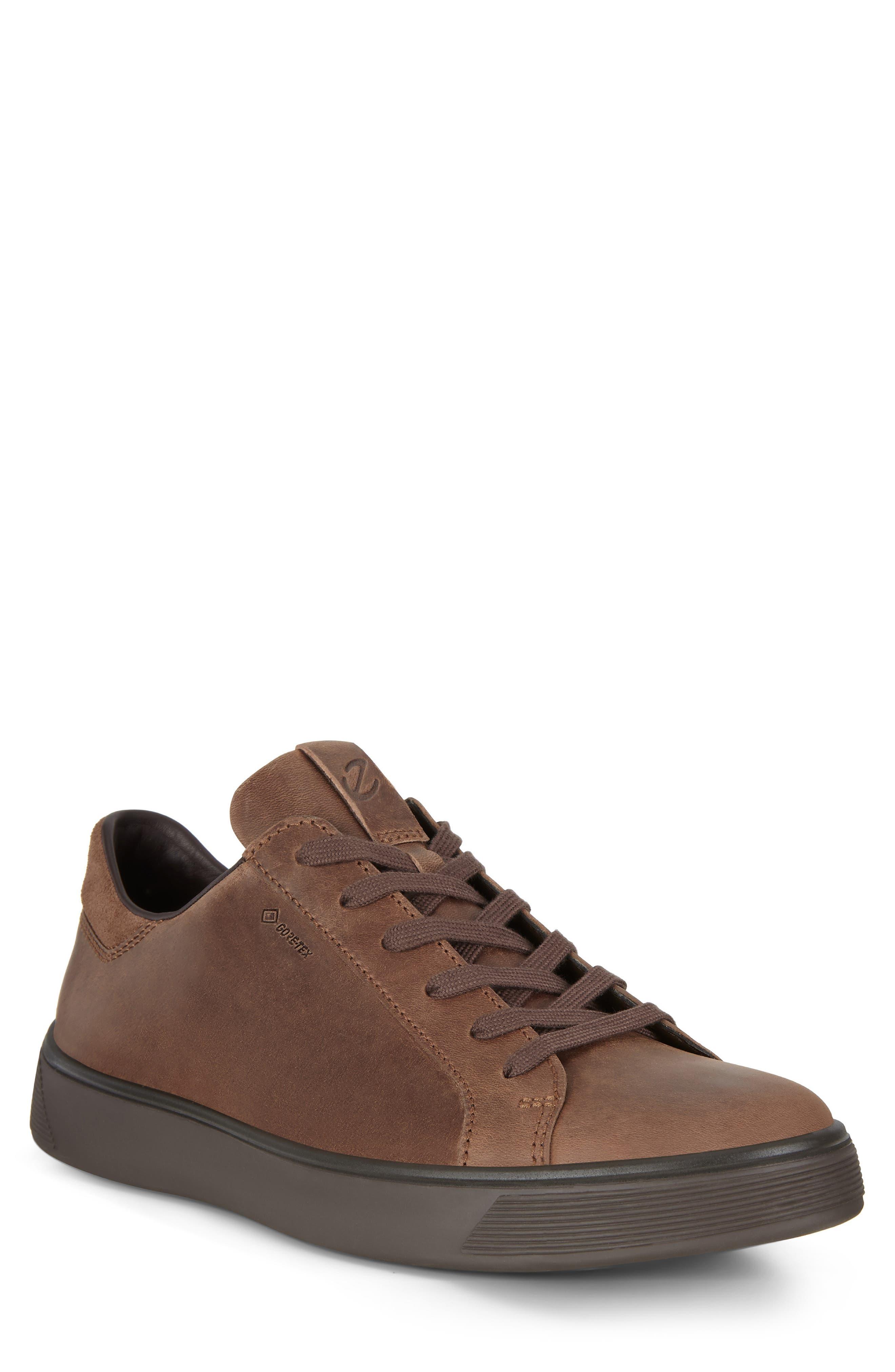 Men's Ecco Street Tray Gtx Gore-Tex Waterproof Sneaker