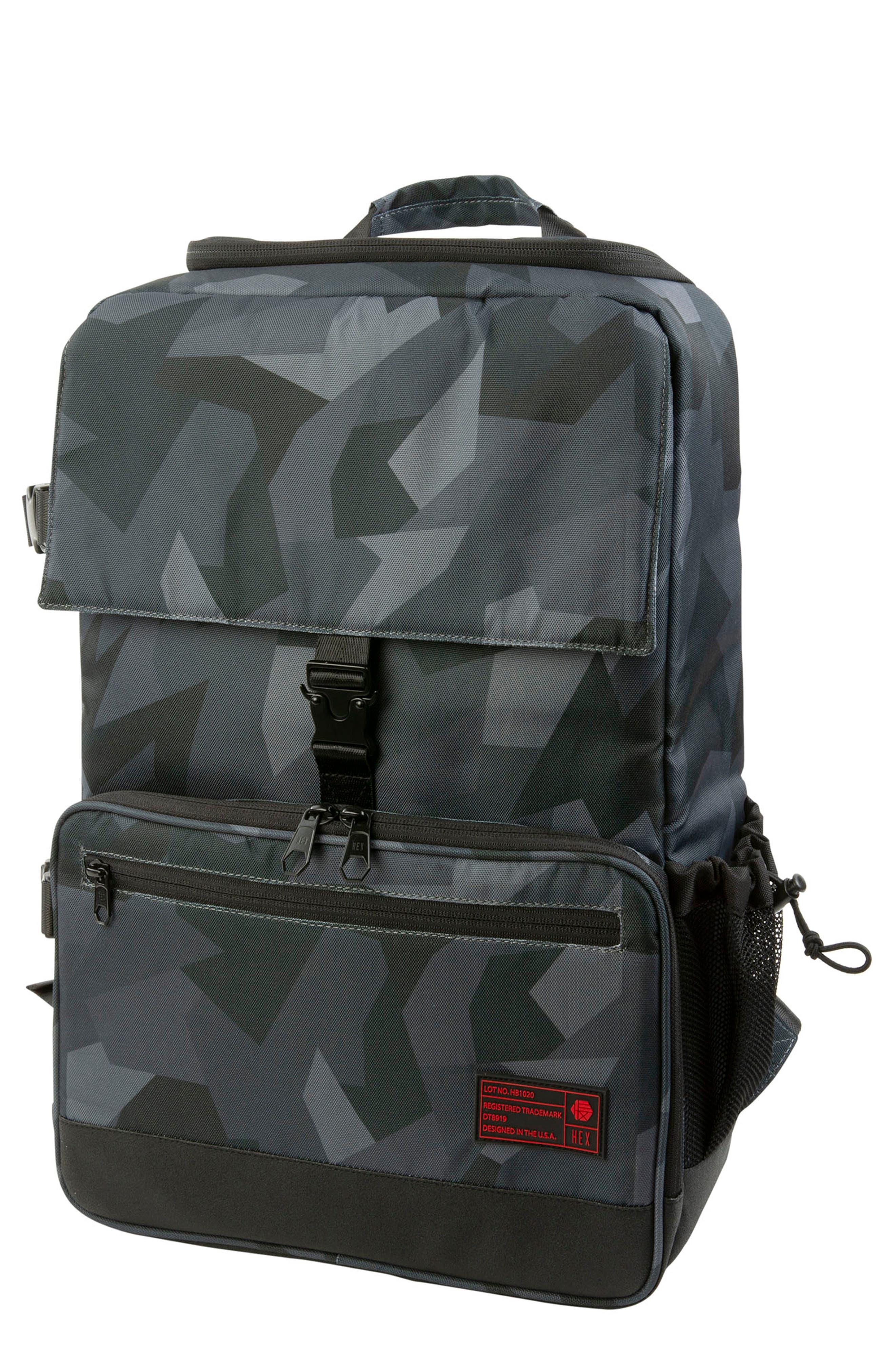 Ranger Camera Canvas Backpack