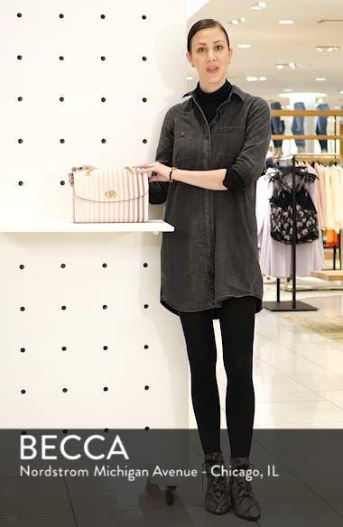 Parker Ombré Quilting Leather Top Handle Shoulder Bag, sales video thumbnail