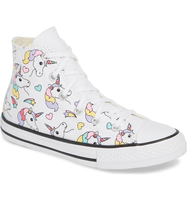 Converse Chuck Taylor® All Star® Unicorn High Top Sneaker