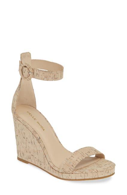 Image of Pelle Moda Nisha Wedge Sandal