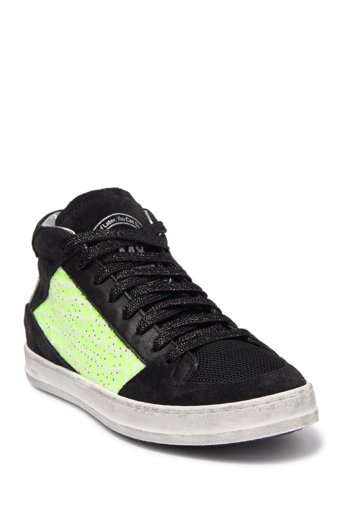 P448 | F9 Queens Mid Sneaker