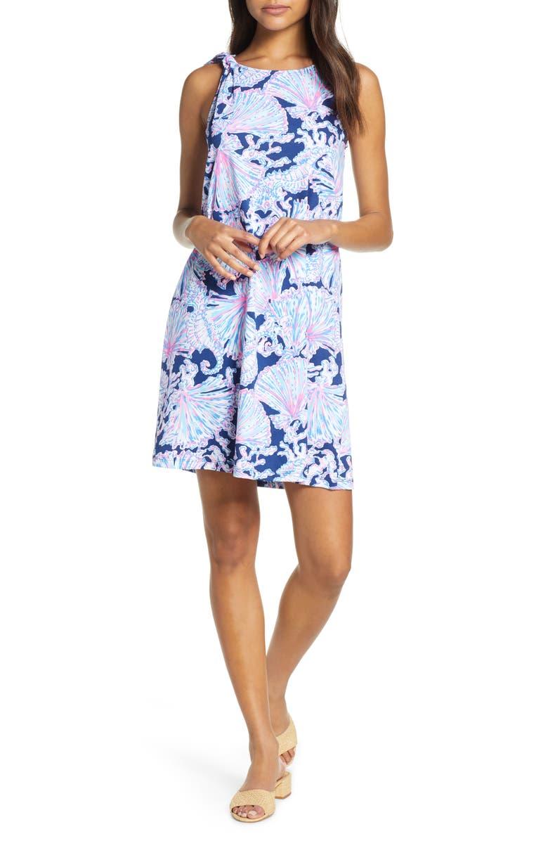 LILLY PULITZER<SUP>®</SUP> Luella Sleeveless Shift Dress, Main, color, 456