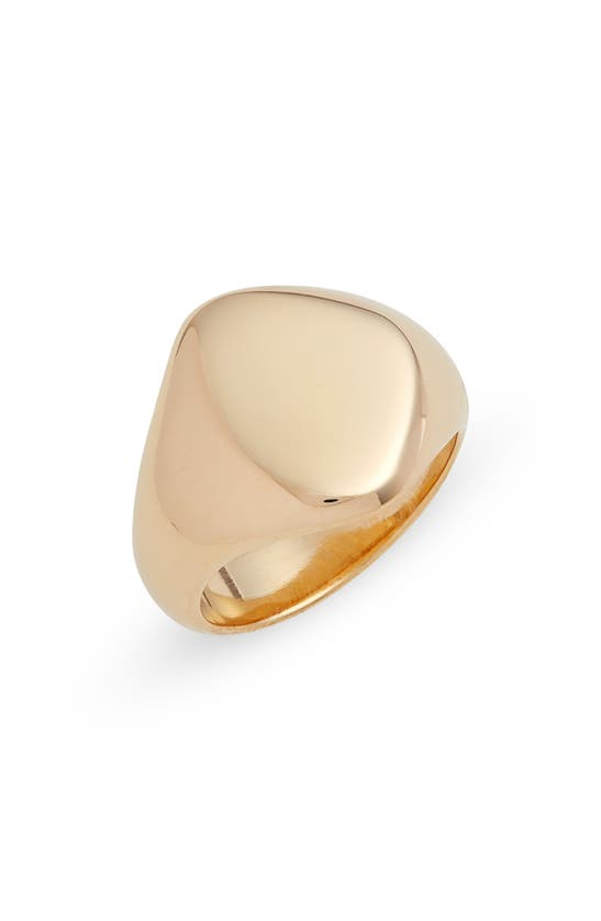Soko Rings SABI SIGNET RING