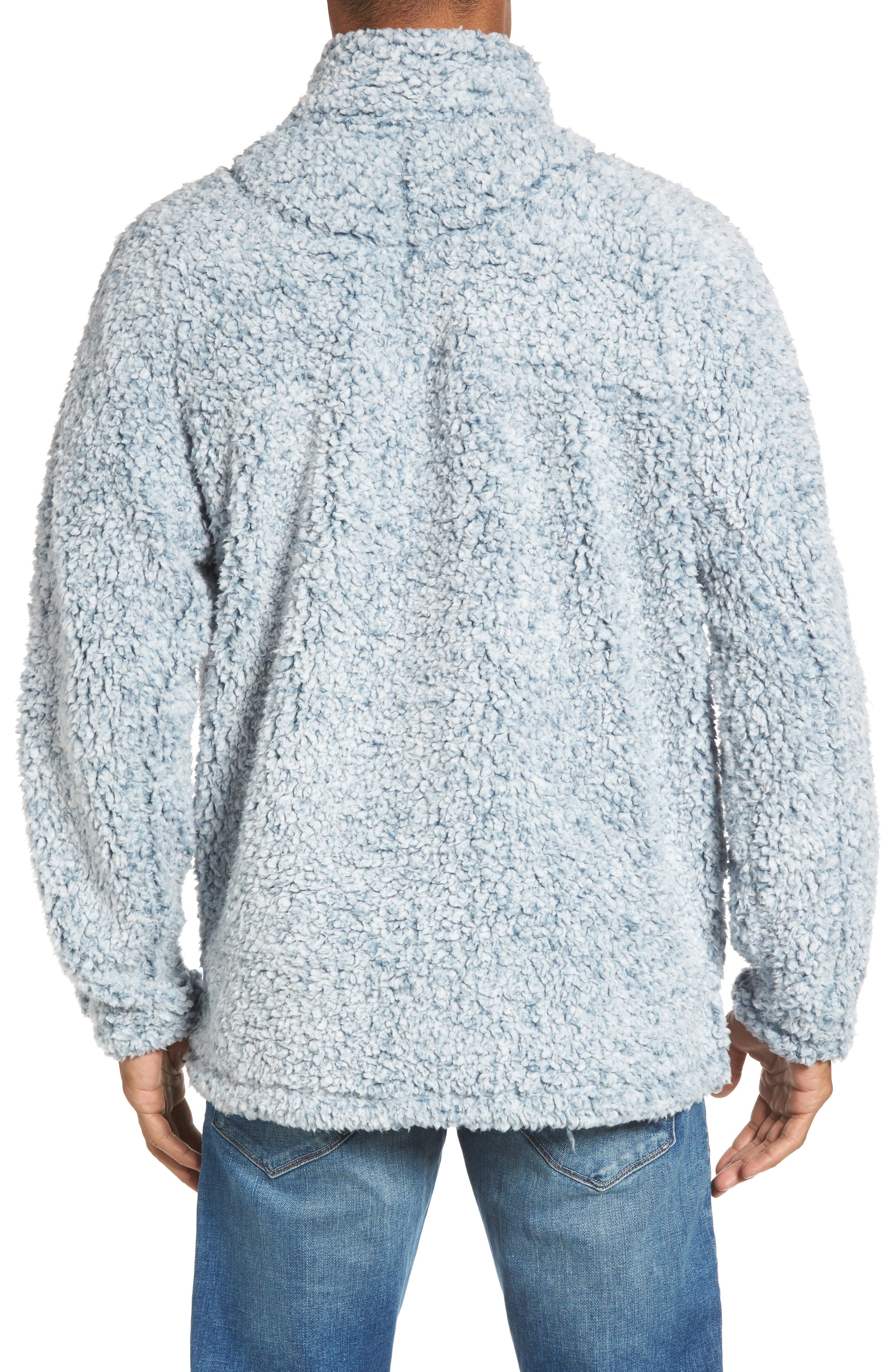 ,                             Frosty Tipped Quarter Zip Pullover,                             Alternate thumbnail 37, color,                             425