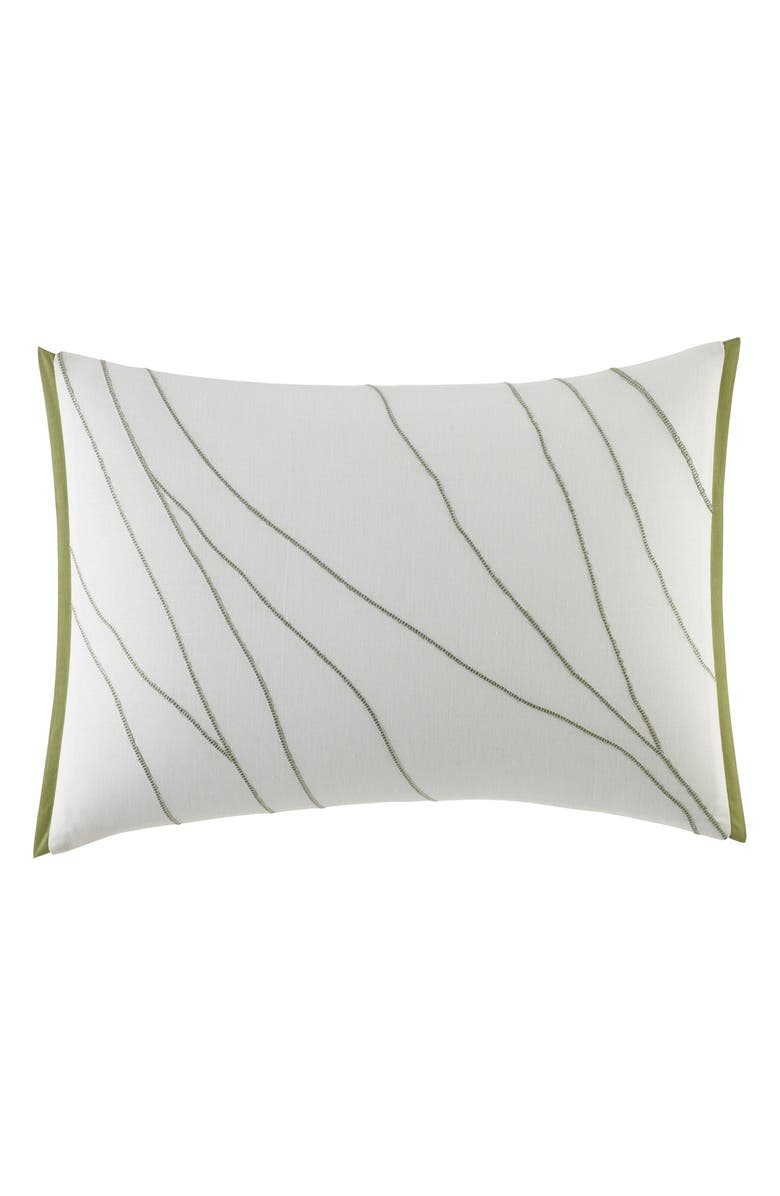 VERA WANG Dragonfly Accent Pillow, Main, color, 100
