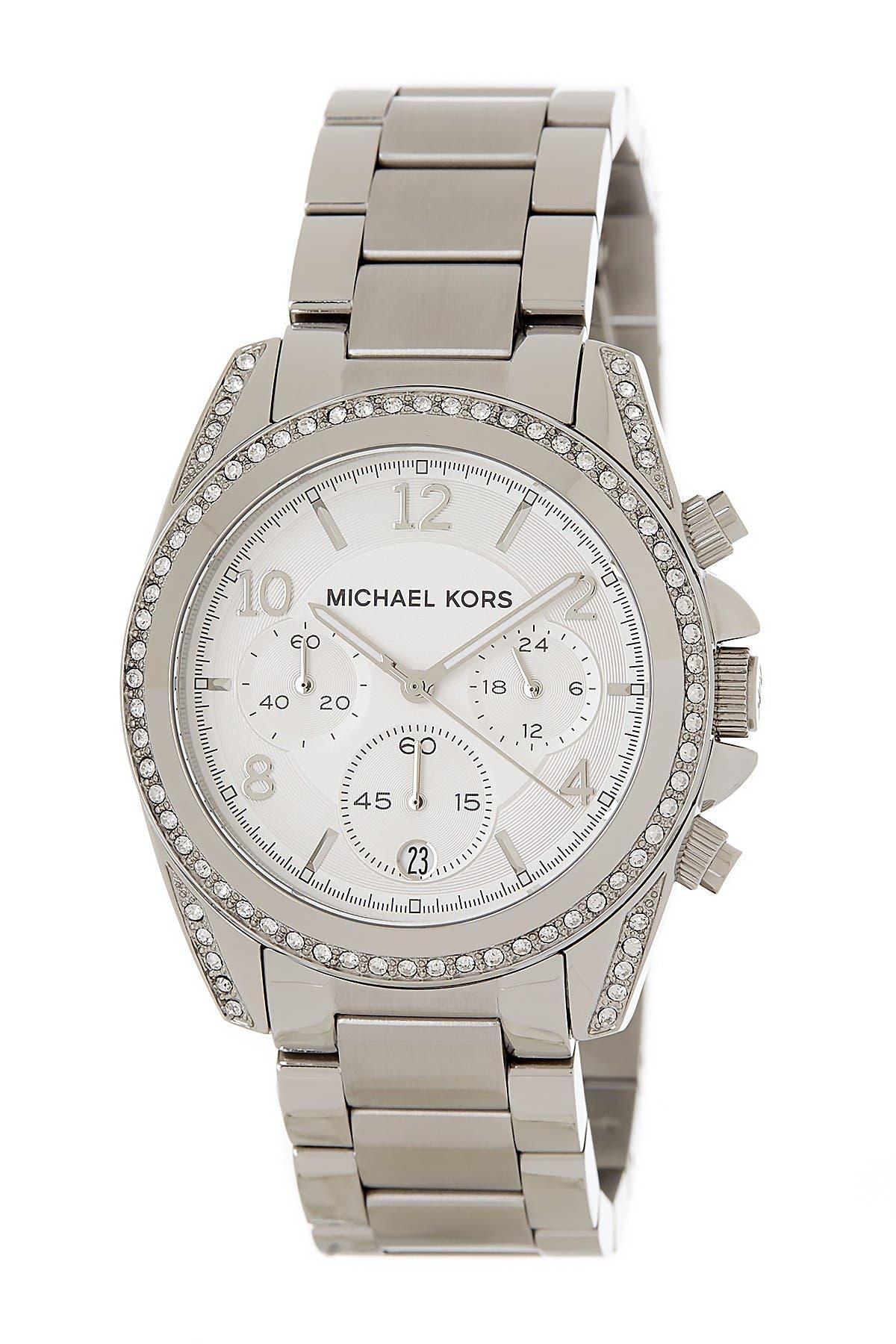 Image of MICHAEL Michael Kors Women's Blair Bracelet Watch, 39mm