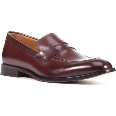 Geox Saymore 3 Penny Loafer, Brown