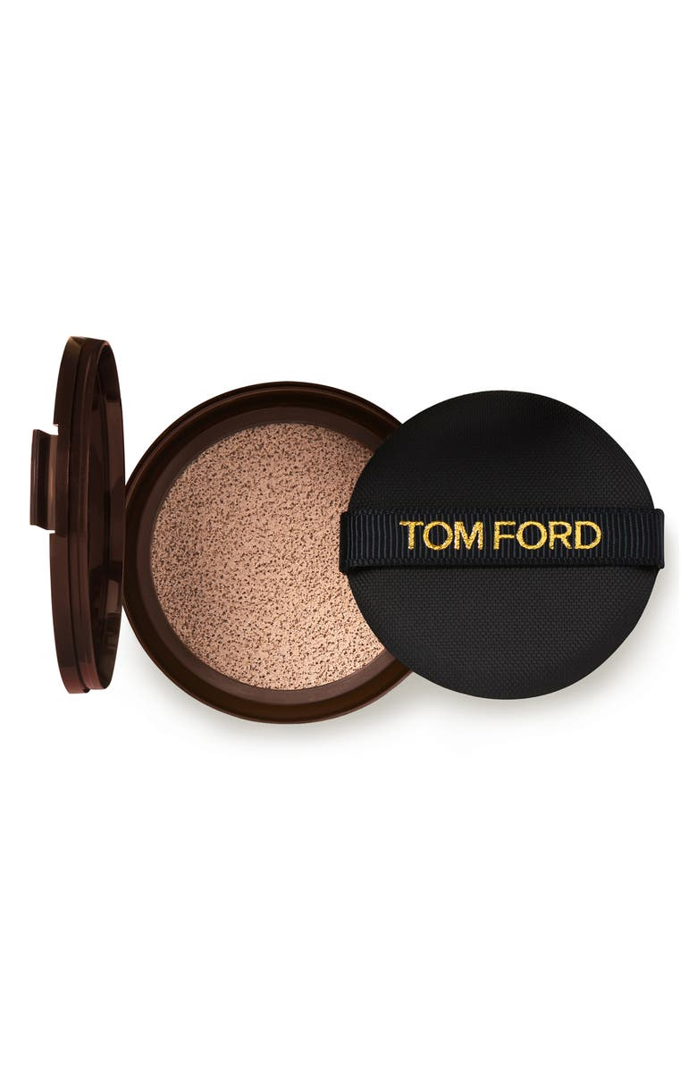 TOM FORD Traceless Foundation SPF 24 Satin-Matte Cushion Compact Refill, Main, color, 0.5 PORCELAIN