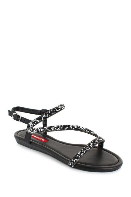 Image of Unionbay Dominick Crystal Embellished Sandal
