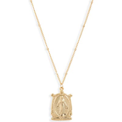 Lux Divine The Kingdom Pendant Necklace