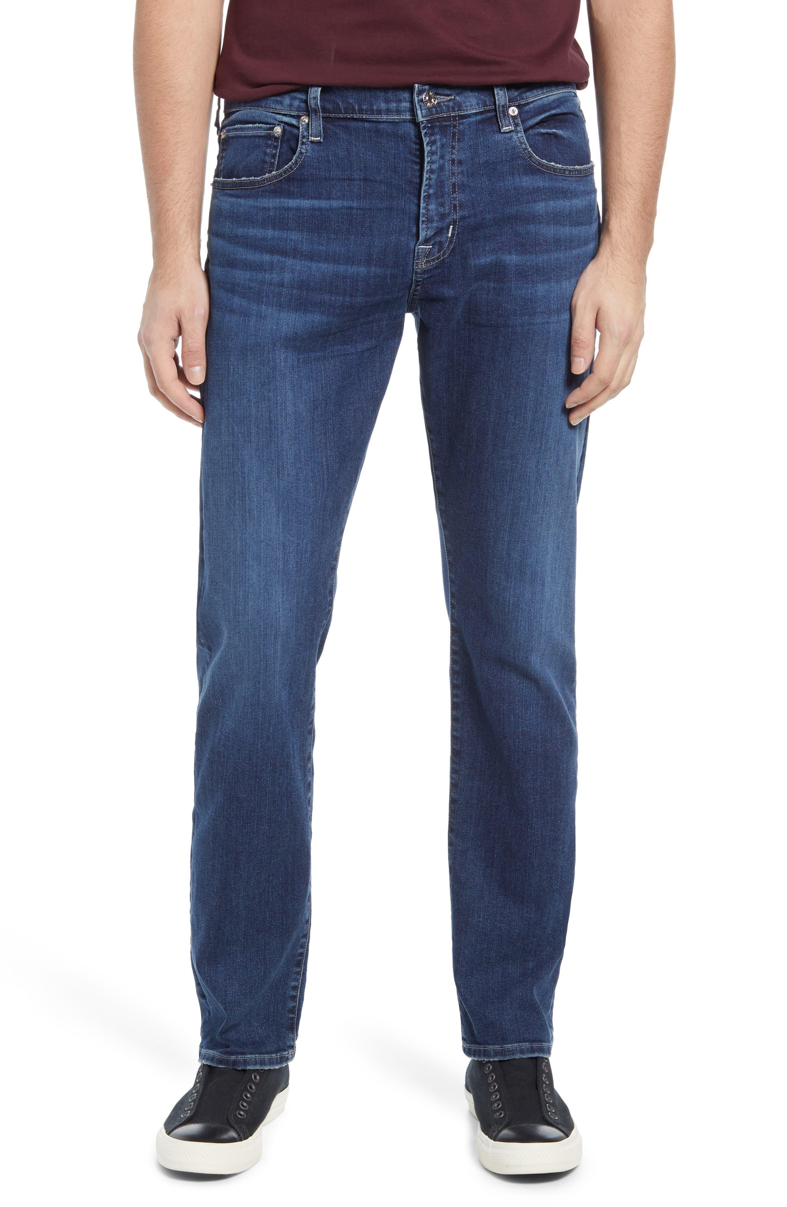 Jace Slim Straight Leg Jeans