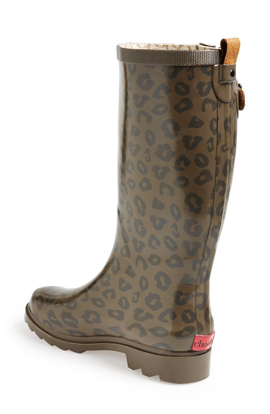 ,                             'Top Solid' Rain Boot,                             Alternate thumbnail 22, color,                             261