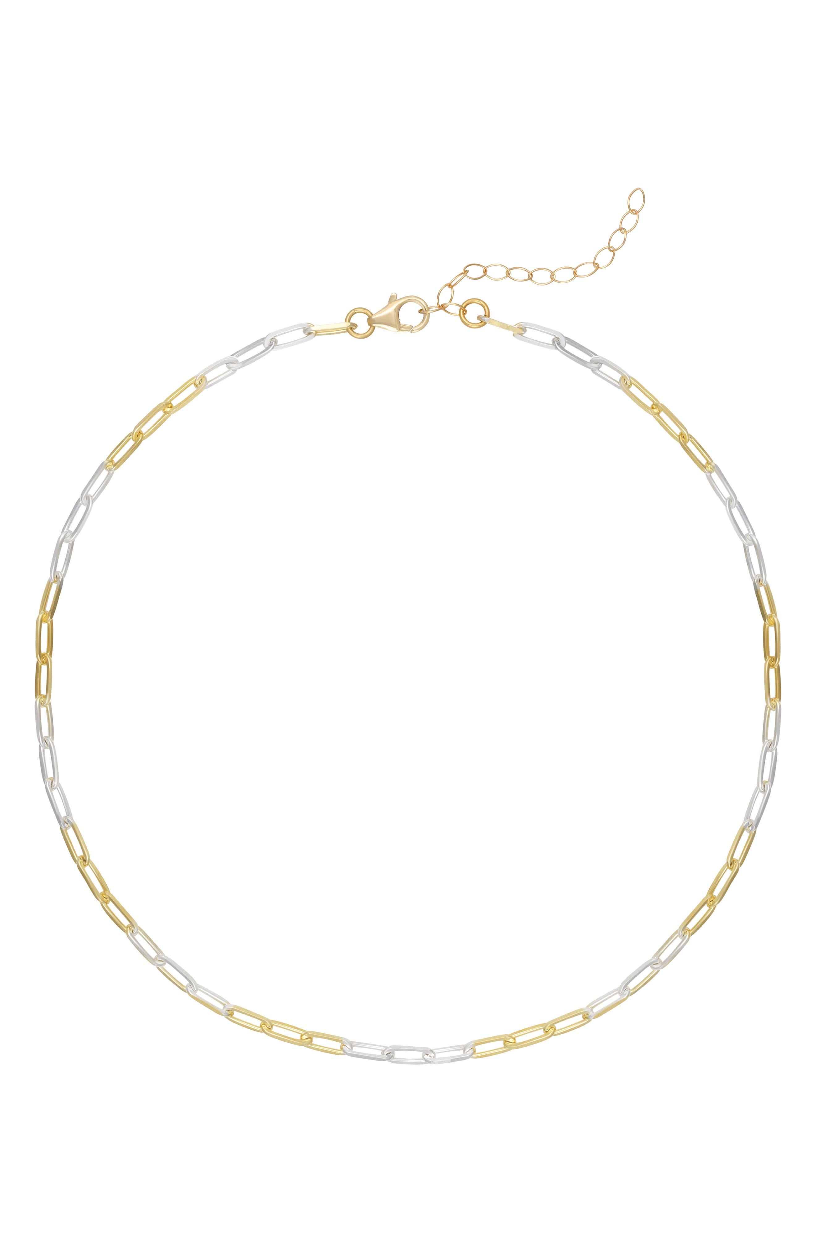Mercury Chain Necklace