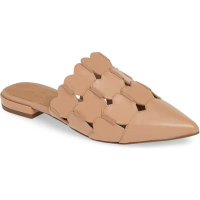 Seychelles Reminders Of You Heart Mule- Beige