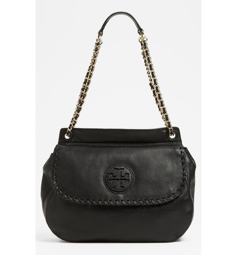 Marion Leather Saddlebag