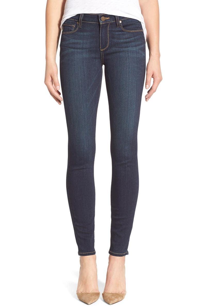 PAIGE Denim 'Verdugo' Ultra Skinny Jeans, Main, color, ARMSTRONG