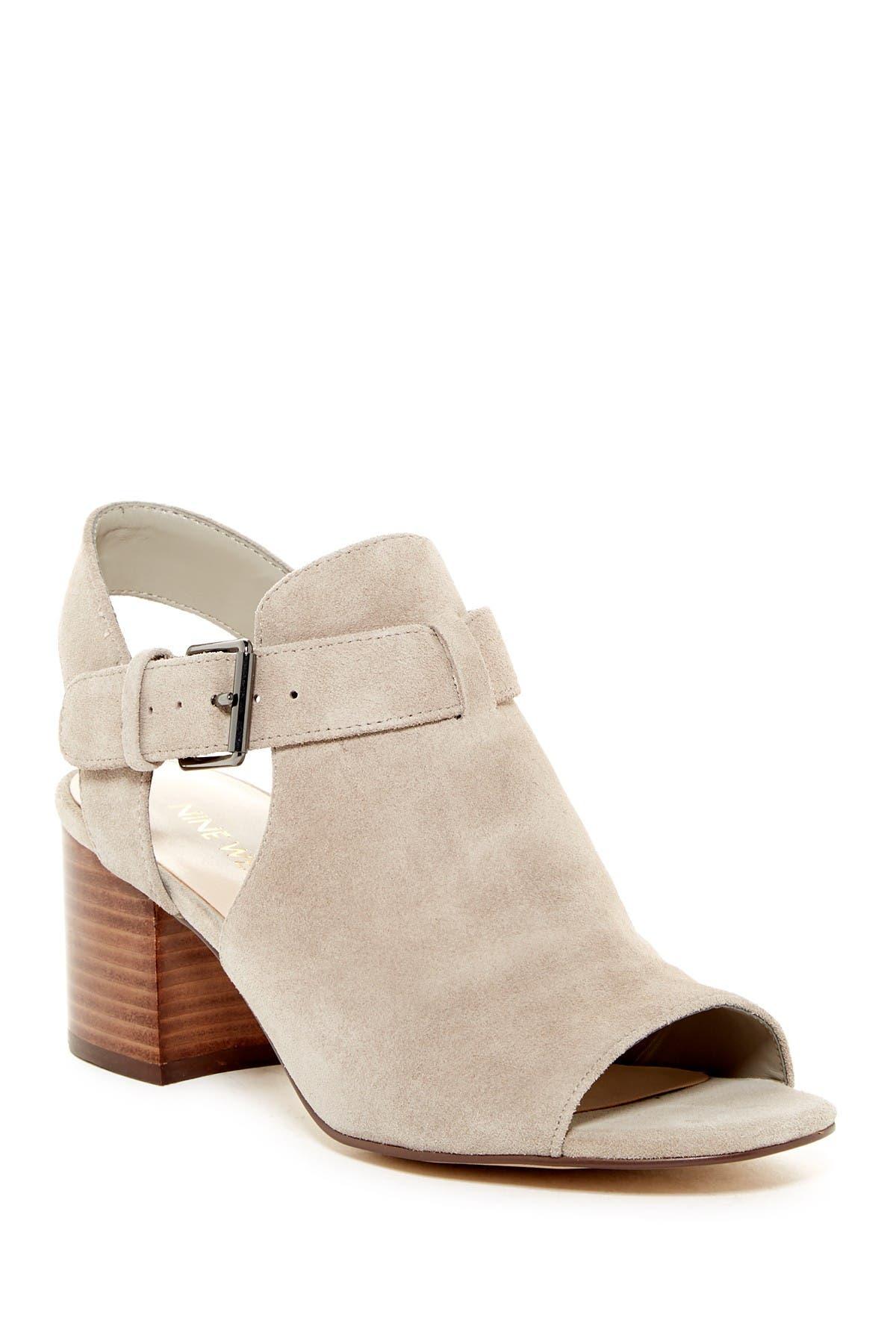 Image of Nine West Ganci Sandal - Wide Width Available