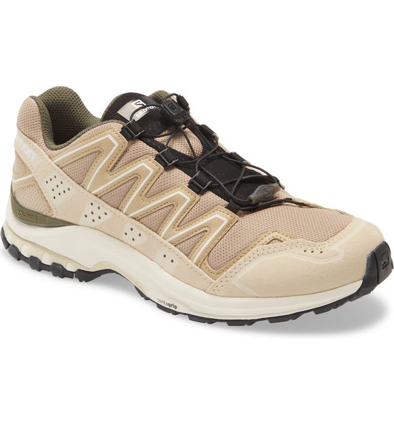 SALOMON XA-COMP LTR ADV Running Shoe, Main, color, SAND/ ICE/ BLACK