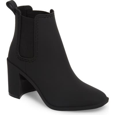 Jeffrey Campbell Hurricane Waterproof Boot, Black