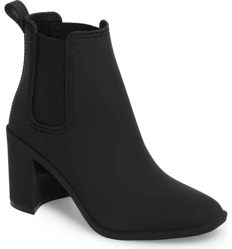 JEFFREY CAMPBELL Hurricane Waterproof Boot, Main, color, BLACK MATTE