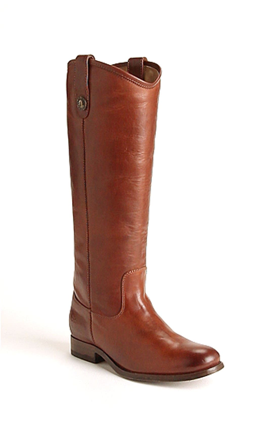 ,                             'Melissa Button' Leather Riding Boot,                             Alternate thumbnail 119, color,                             235