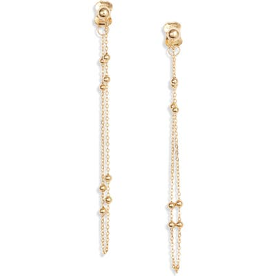 Bony Levy Chain Loop Earrings (Nordstrom Exclusive)