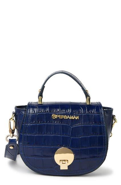 Image of Persaman New York Irene Satchel Bag
