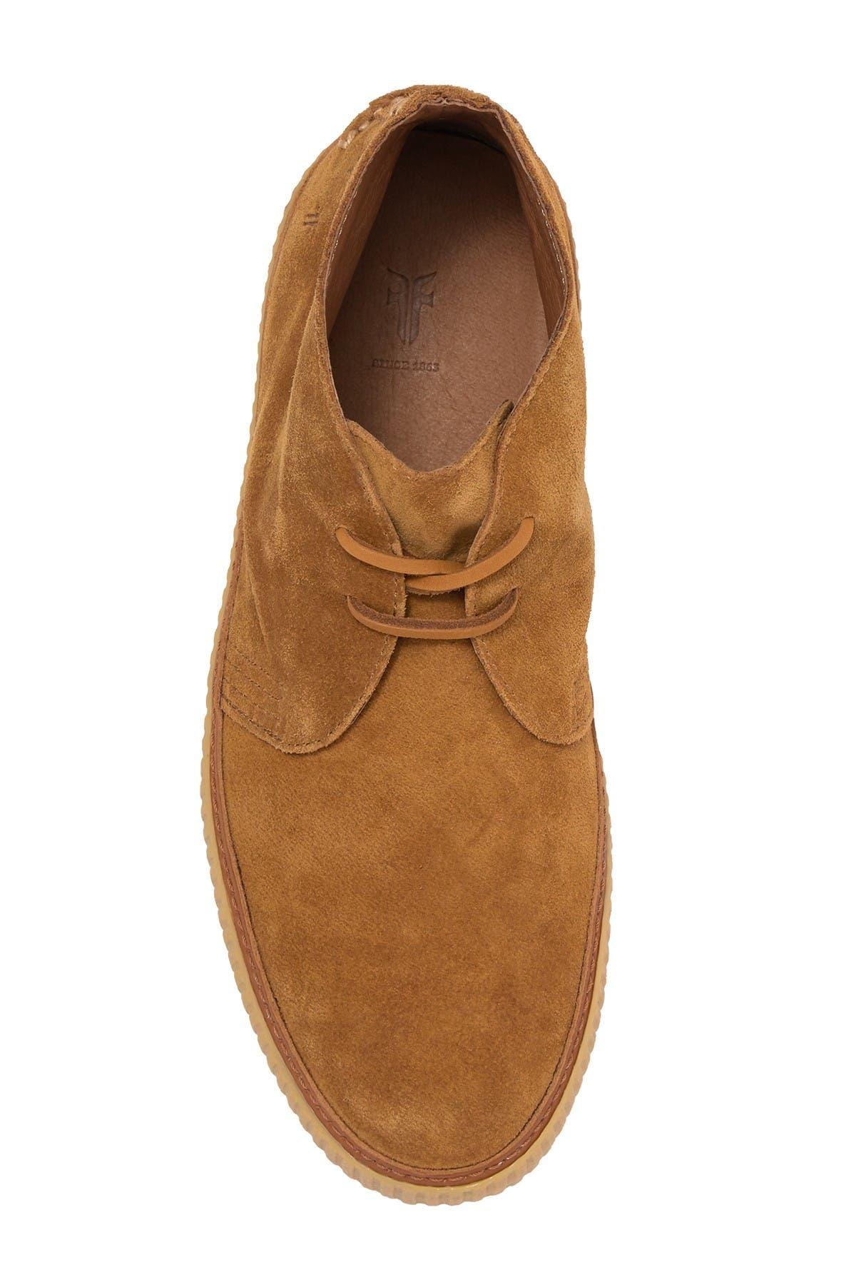 Frye Mens Emory Chukka Chukkas Boots Boots