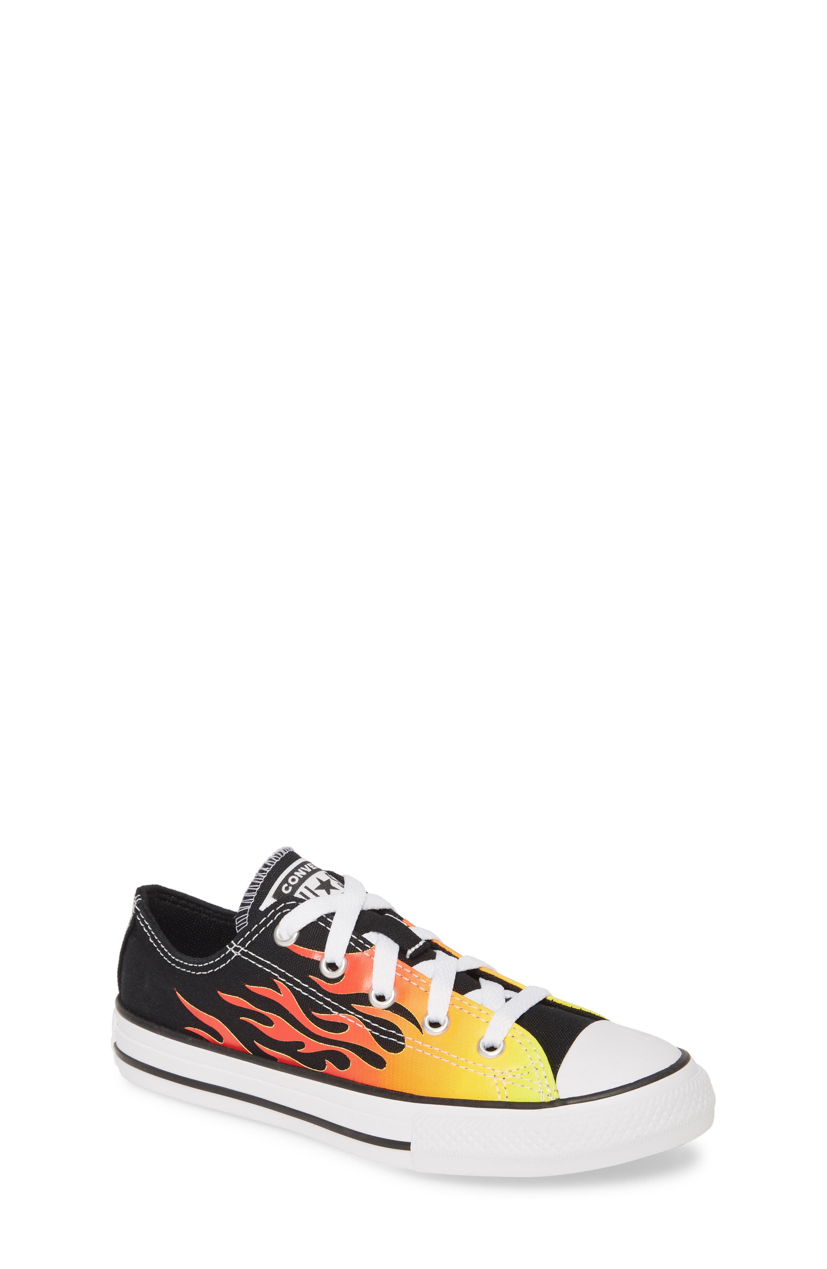 Image of Converse Chuck Taylor All Star Archive Flame Sneaker (Toddler & Little Kid)