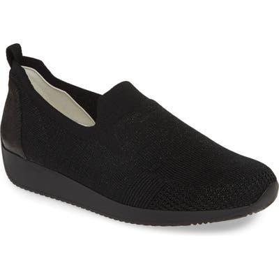 Ara Leena Sneaker- Black