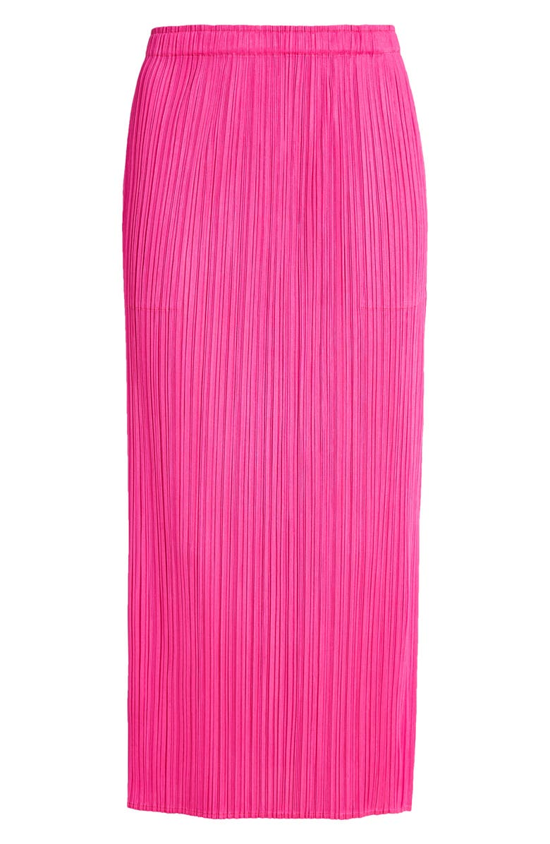 PLEATS PLEASE ISSEY MIYAKE Issey Miyake Pleats Please Pleated Midi Skirit, Main, color, 650