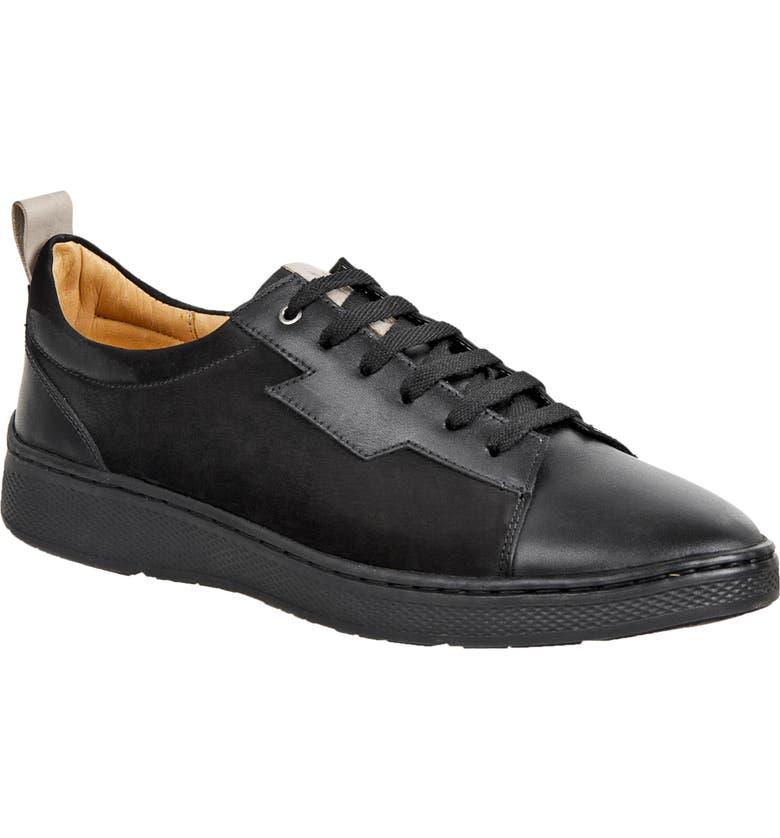 SANDRO MOSCOLONI Wally Sneaker, Main, color, BLACK