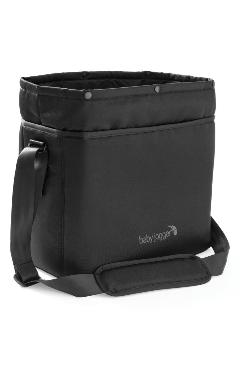 BABY JOGGER City Select<sup>®</sup> LUX Shopping Tote, Main, color, BLACK