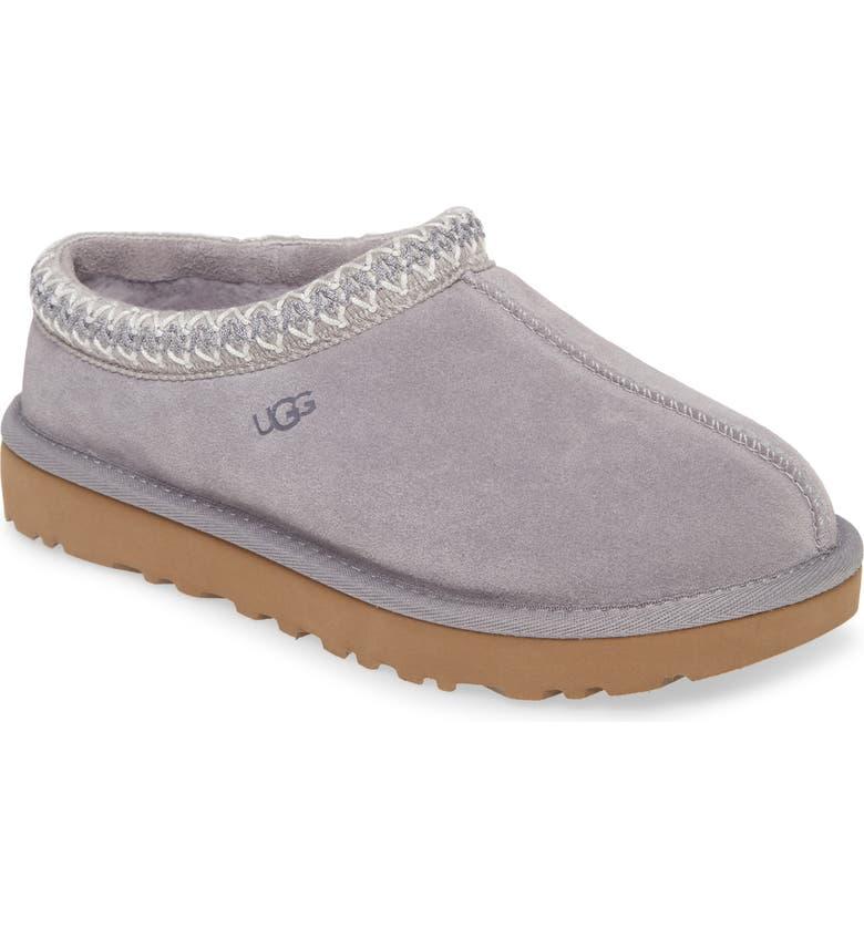 UGG<SUP>®</SUP> 'Tasman' Slipper, Main, color, SOFT AMETHYST SUEDE