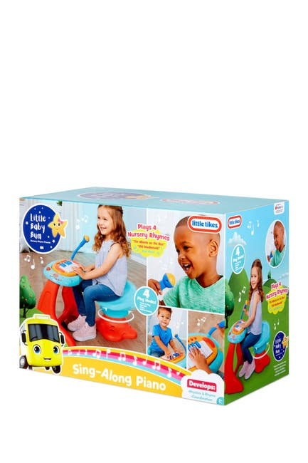 Image of Little Tikes Little Bum(TM) Sing-Along Piano