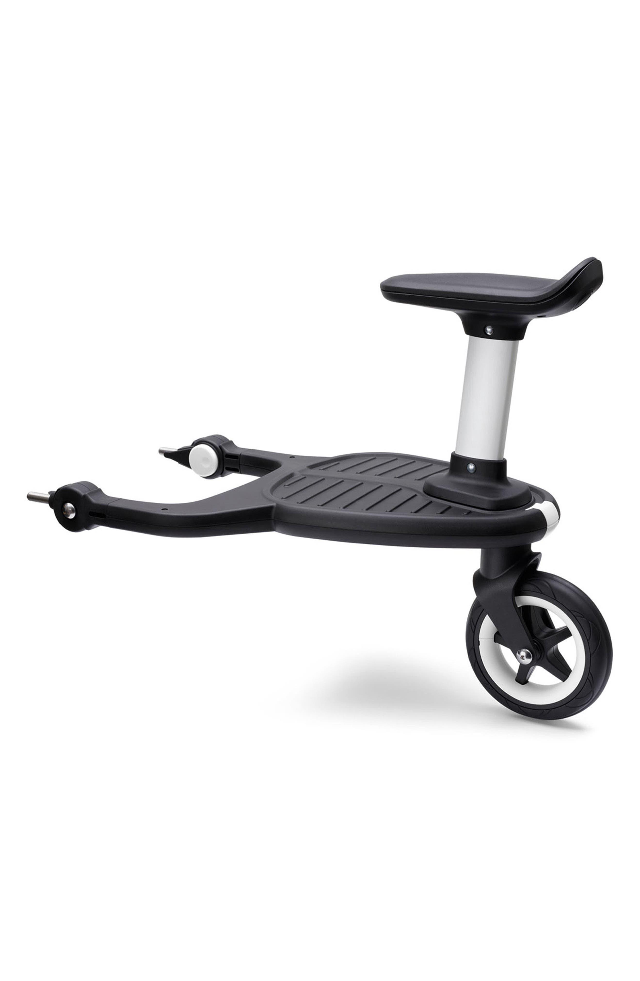 Stroller 2017 Comfort Wheeled Board, Main, color, BLACK