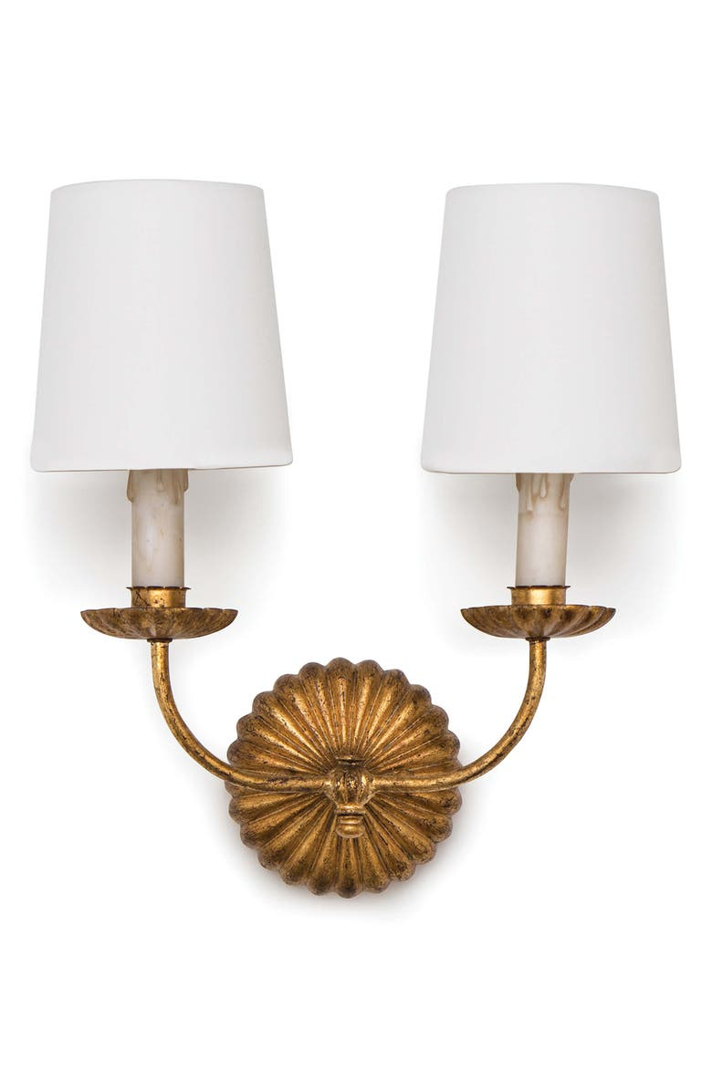 REGINA ANDREW Clove Double Sconce, Main, color, 710