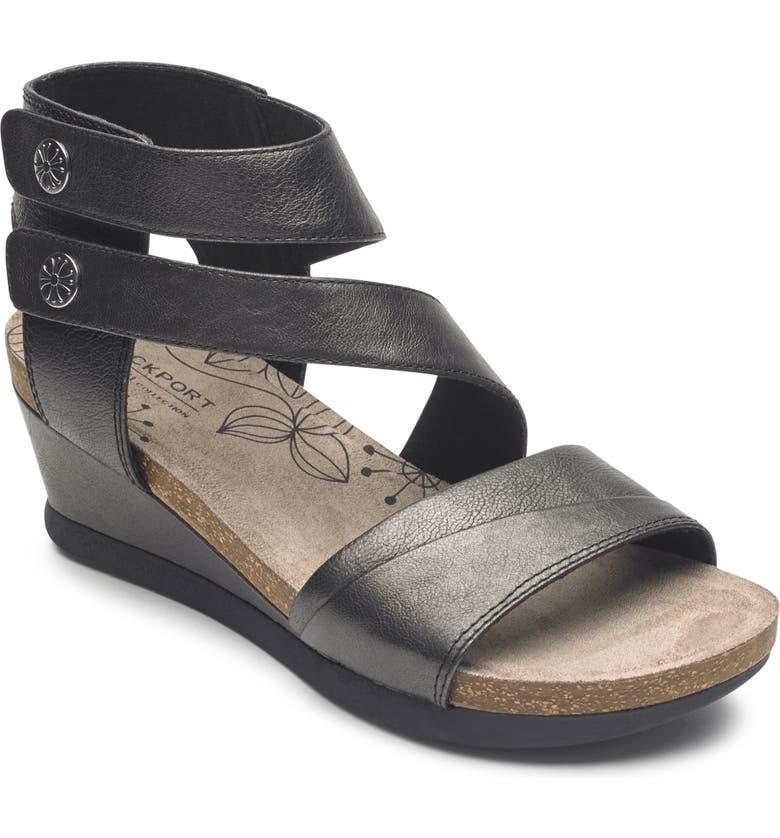 Rockport Cobb Hill Shona Wedge Sandal Women