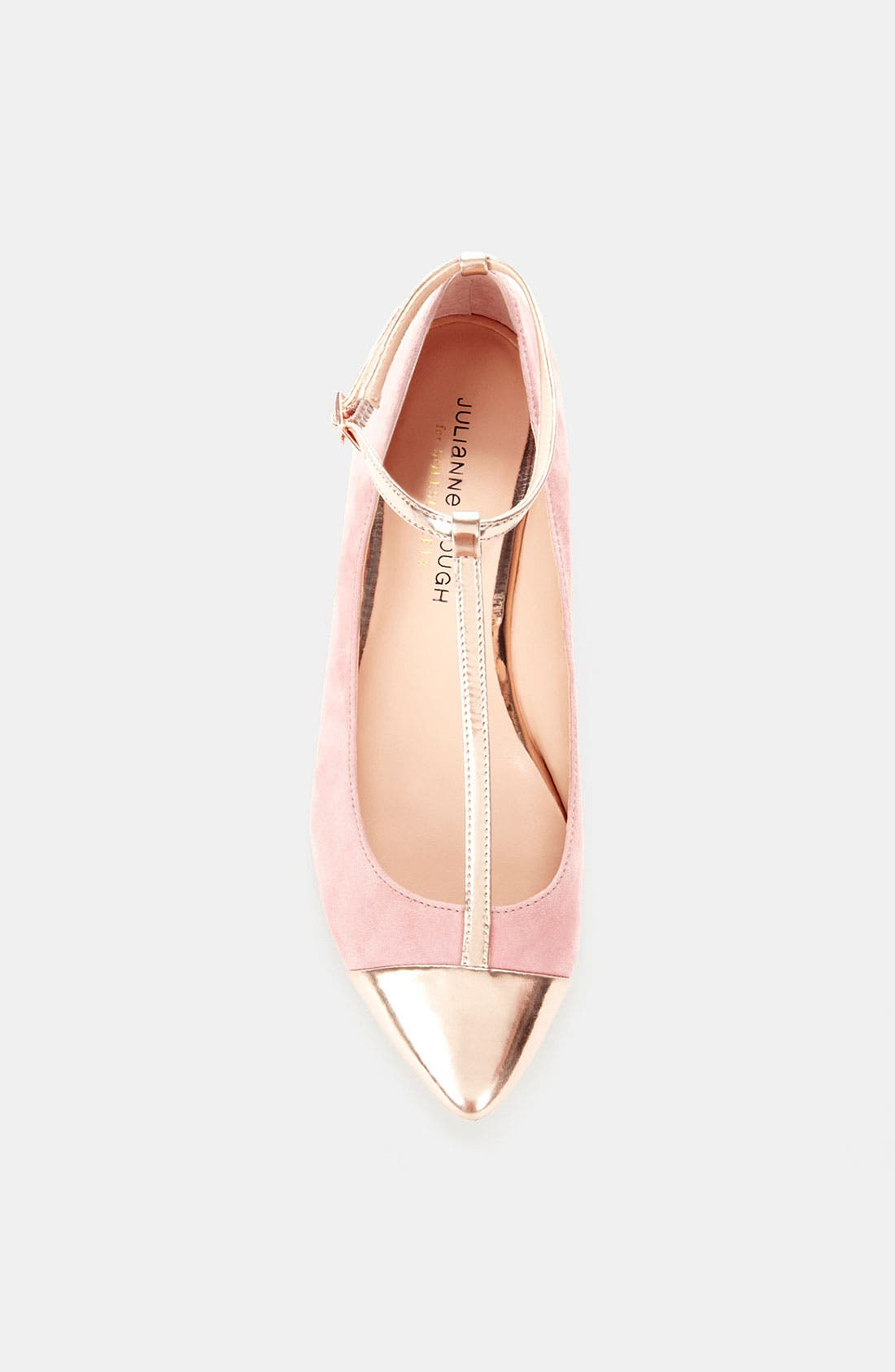 ,                             Julianne Hough for Sole Society 'Addy' Flat,                             Alternate thumbnail 38, color,                             680