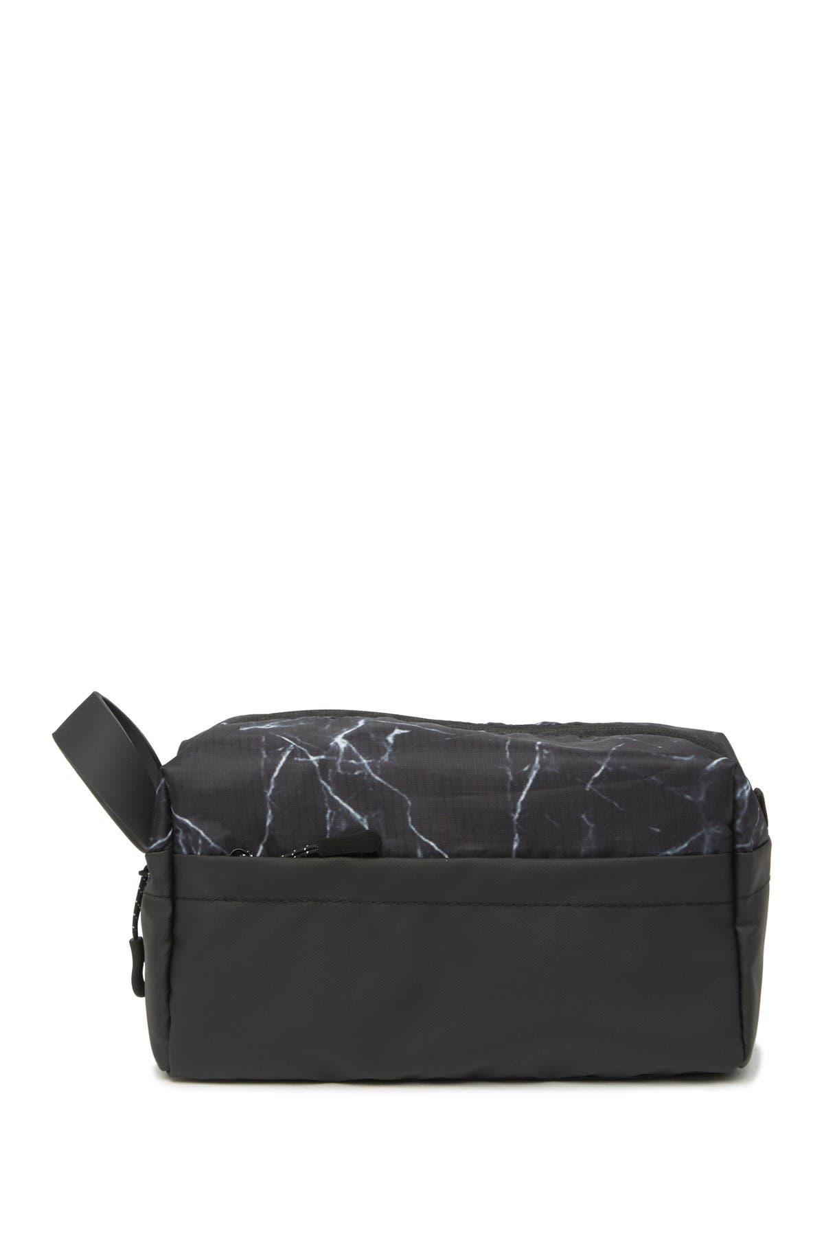 Image of Bespoke Black Marble Modern Travel Valet Kit