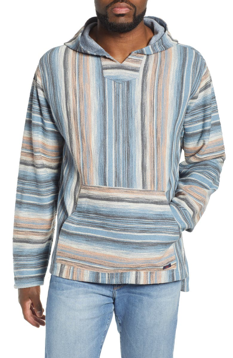 FAHERTY Reversible Terry Poncho, Main, color, 400